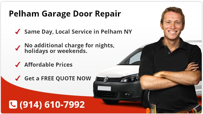 Pelham Garage Door Repair